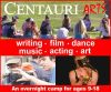 Centauri Summer Arts Camp