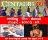 Centauri Summer Arts Camp