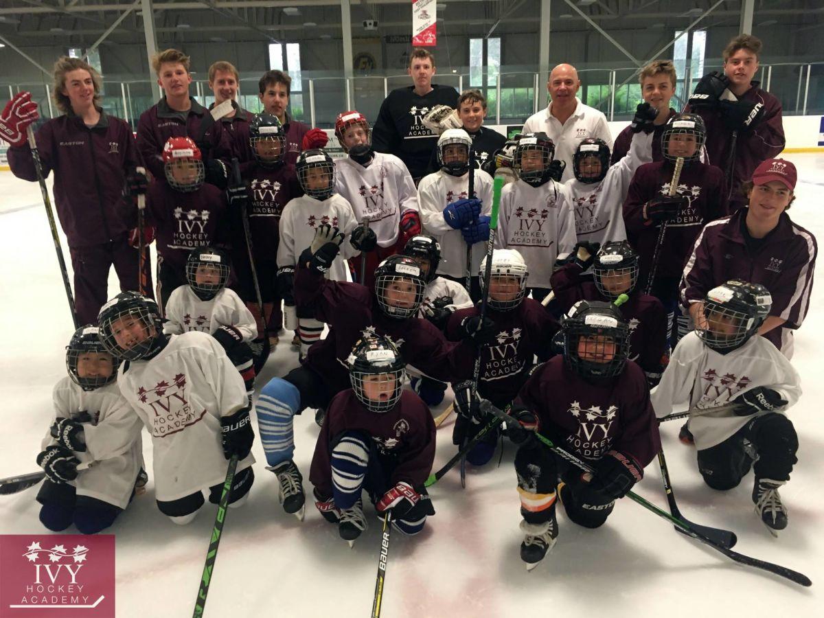 Ivy Hockey Academy - Toronto Day Camp | ourkids net