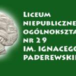 Liceum Niepubliczne Nr 29 im. Ignacego Jana Paderewskiego