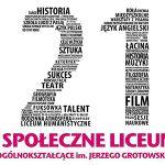 Społeczne Liceum Ogólnokształcące 21 im. Jerzego Grotowskiego