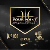 Four Point Basketball