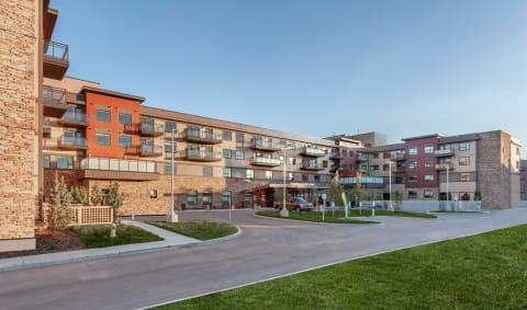 Prominence Way Retirement Community by Signature