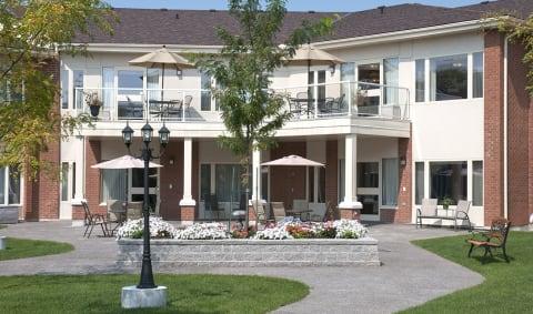 Crown Ridge Retirement Residence