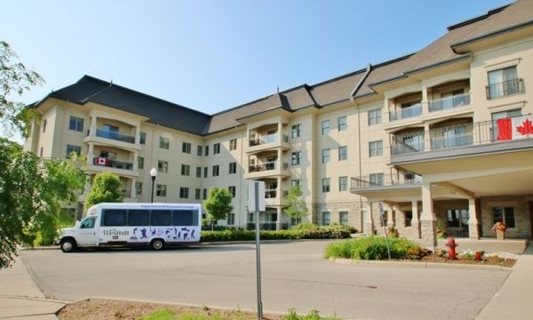 Sifton - The Westhill | Waterloo Retirement Home | Sifton