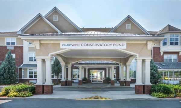 chartwell conservatory pond retirement residence kingston