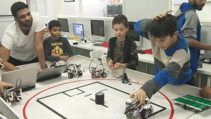 Institute Of Robotics Intelligent Systems Etobicoke Robotics