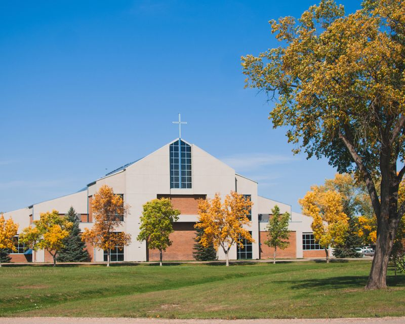 Caronport High School (Briercrest)