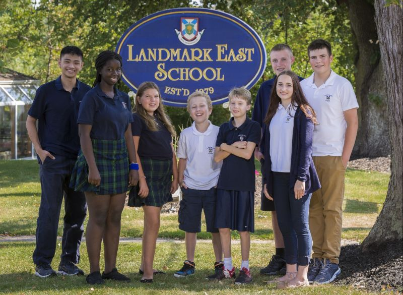 Landmark East School