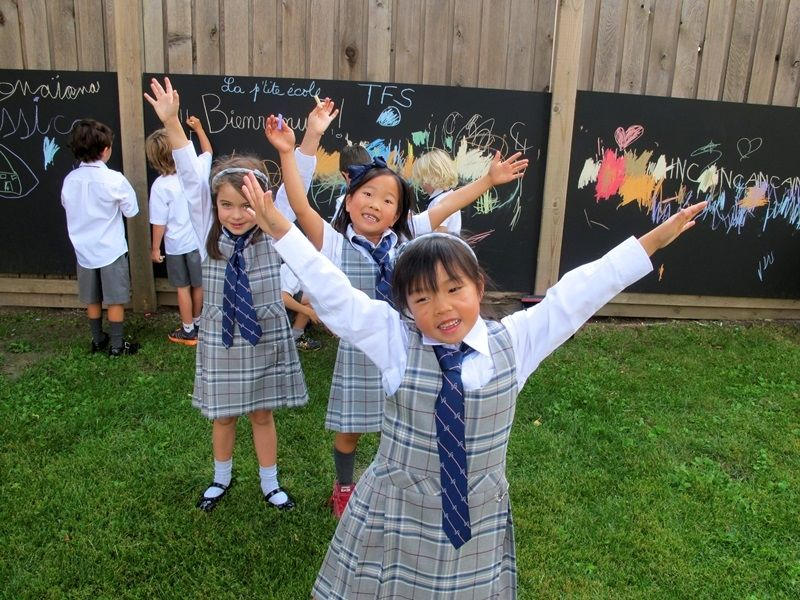 TFS - Canada's International School - Toronto Private Day School