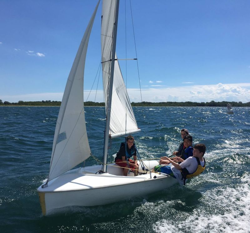 National Yacht Club Sailing Camp and School - Toronto