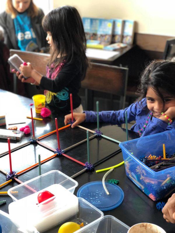 The Michelangelo Code Brampton Kids Programs Classes