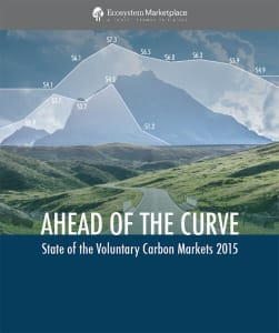 Voluntary Carbon Markets 2015 - OurOffset
