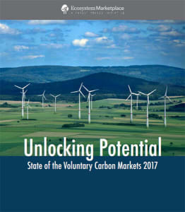 Voluntary Carbon Markets 2017 - OurOffset