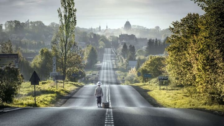 The Long Trip Image © Mariusz Warsinski, Environment & Me/EEA - OurOffset