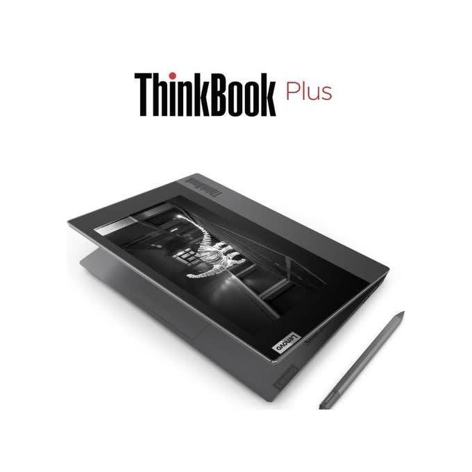 "Lenovo THINKBOOK Plus,dual Screen 13"" 256gb,8gb Ram,core I5,10th Gen,win10pro,Pen,fingerprint,touchscreen."