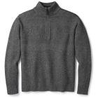 M Ripple Ridge Half Zip Sweater