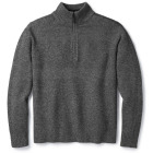 M Ripple Ridge Half Zip Sweater