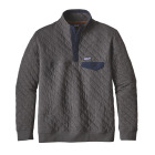 M Cotton Quilt Snap-T P/O
