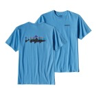 M Fitz Roy Trout Cotton T-Shirt
