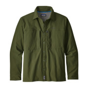 M L/S Snap-Dry Shirt