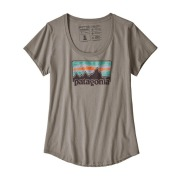 W Solar Rays '73 Organic Scoop T-Shirt