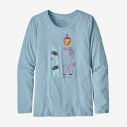 G L/S Graphic Organic T-Shirt