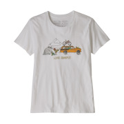 W Live Simply Lounger Org Crew T