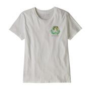 W Fiber Activist Organic Crew T-Shirt