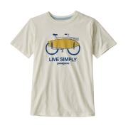 B Graphic Organic T-Shirt