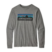 B L/S Graphic Organic T-Shirt