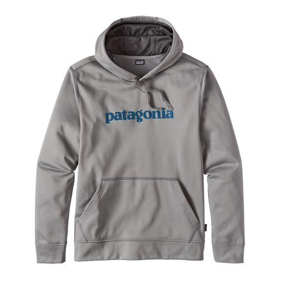cheapest price best sell discount M Text Logo PolyCycle Hoody Outdoor AS - Patagonia, Scarpa og ...