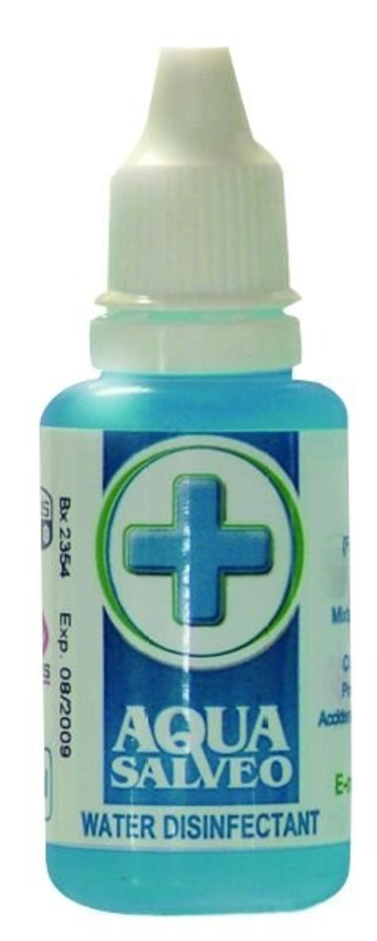Aqua Salveo Water Disinfectant 30ml Retail Pack - default