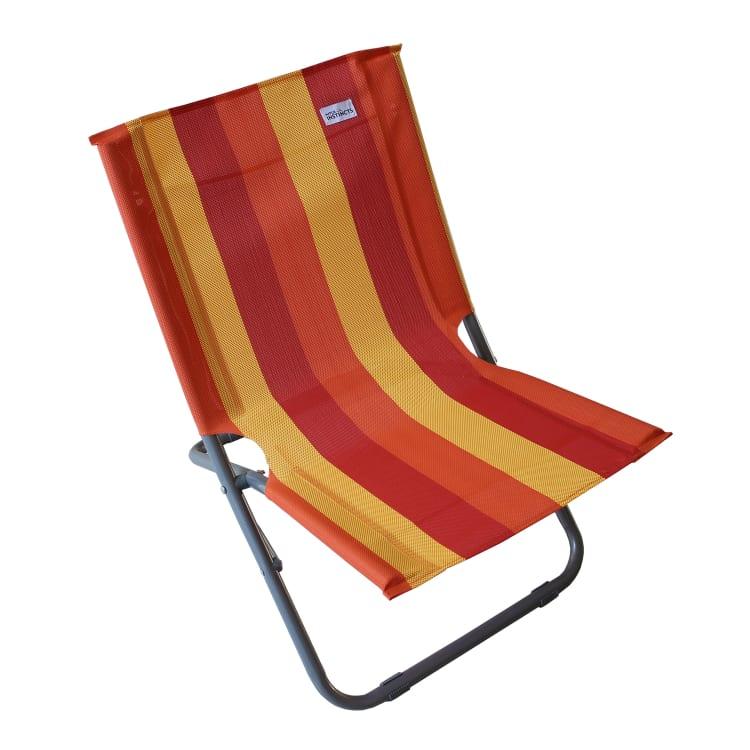 Natural Instincts Steel Beach Chair - default