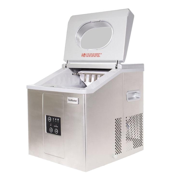 Snomaster 220V 15KG Portable Ice Maker - default