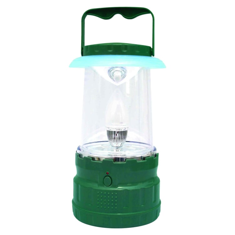 UltraTec Rechargeable LED Camping/Automatic Emergency Lantern - default