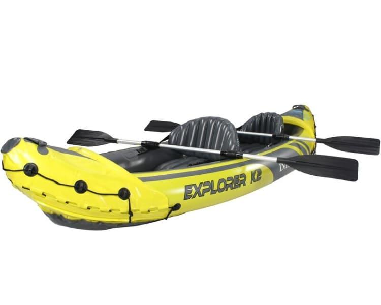 Intex Explorer K2 Inflatable Kayak - default