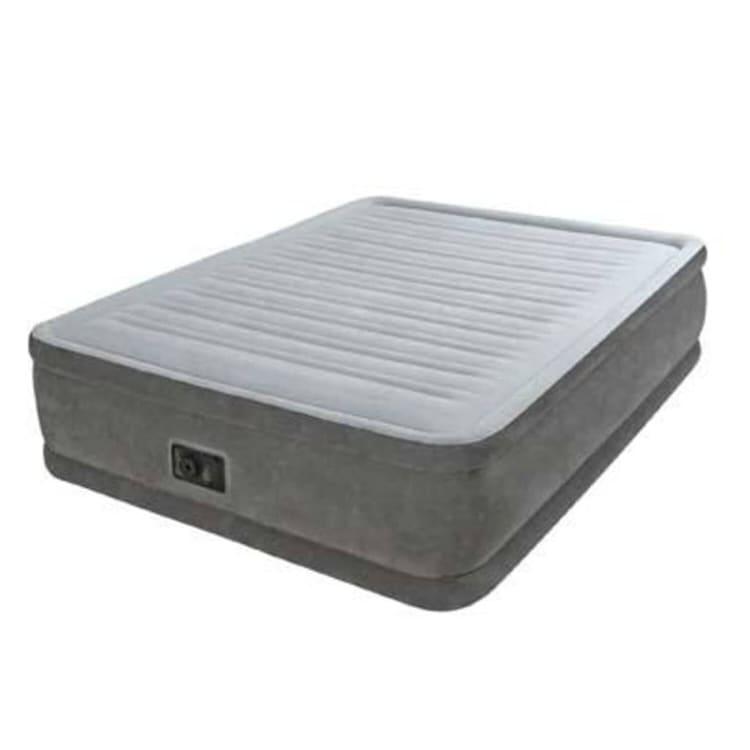 Intex Fiber-Tech Comfort-Plush Elevated Airbed Queen Size - default