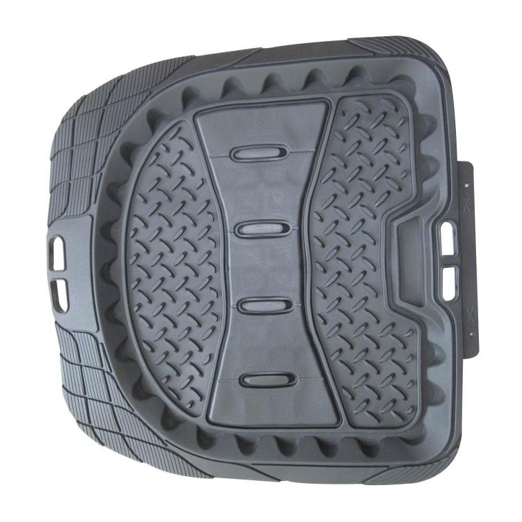 TrailBoss Rear Vehicle Floor Mat - 2 Piece - default