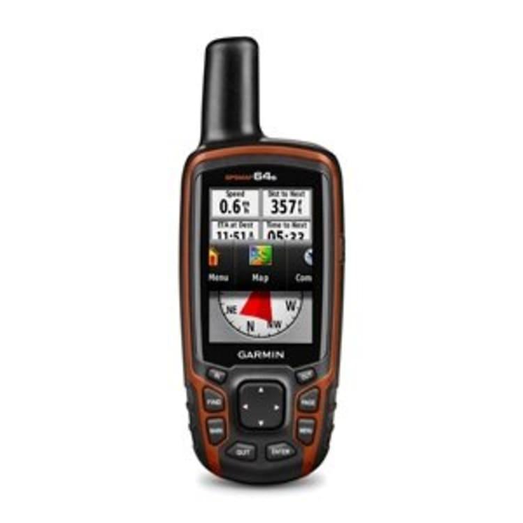 Garmin GPSMAP 64S - default