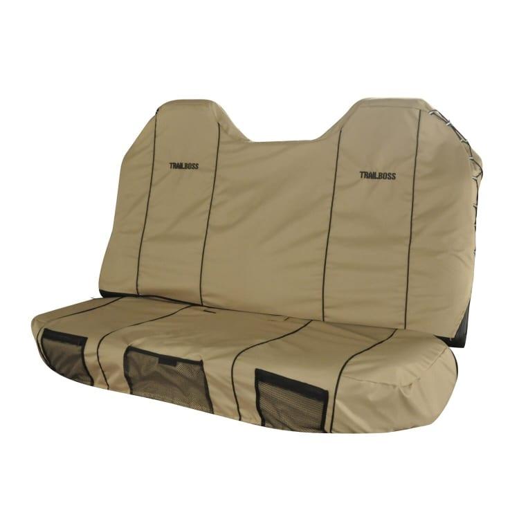 TrailBoss Rear Seat Cover - 2 piece - default