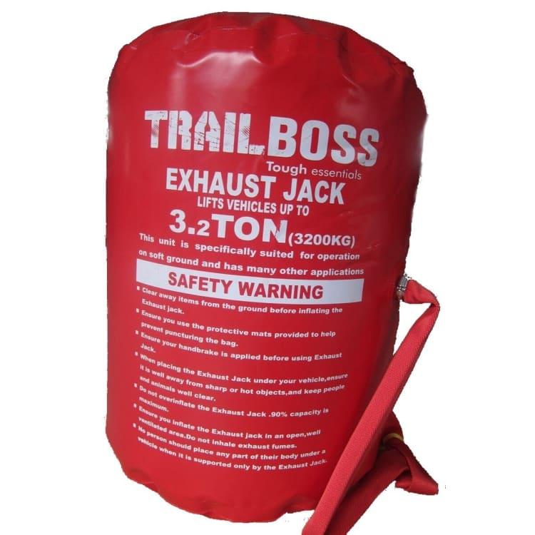 TrailBoss 3Ton Air Jack - default