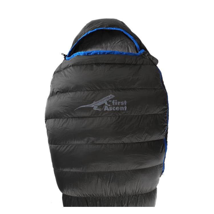 First Ascent Amplify Down Light Sleeping Bag - default