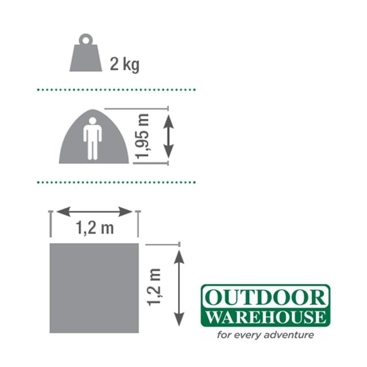 Natural Instincts Flash Shower/Toilet Tent - default