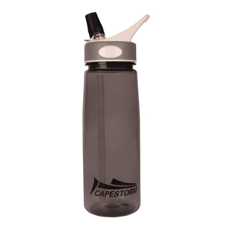 Capestorm Button Flip Tritan Bottle - default