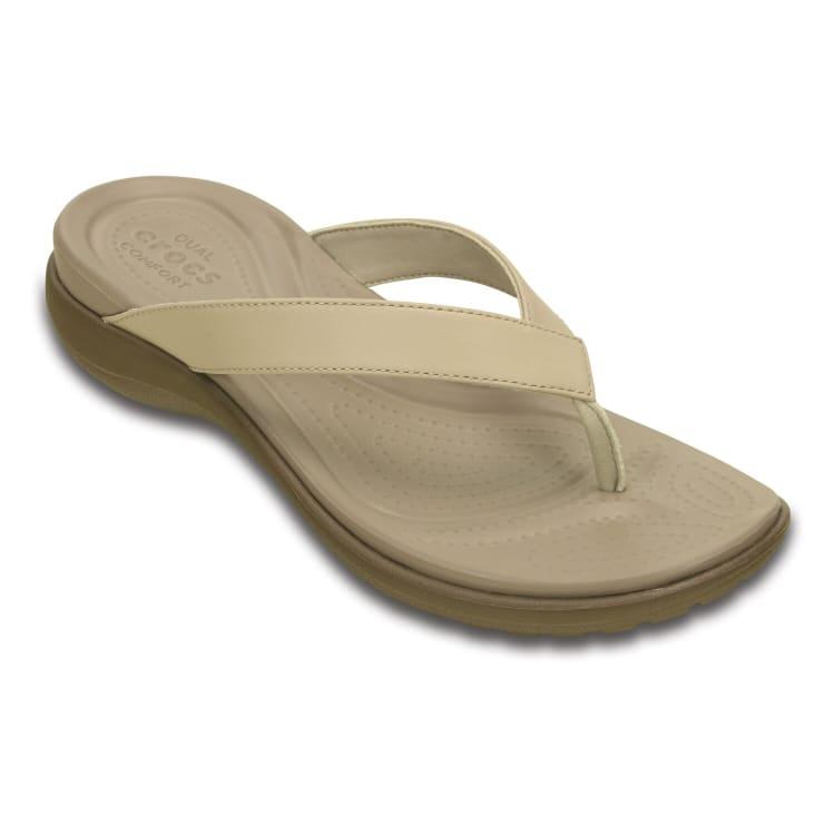 Crocs Capri V flip W - default