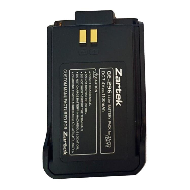 Zartek ZA-725 spare battery - default
