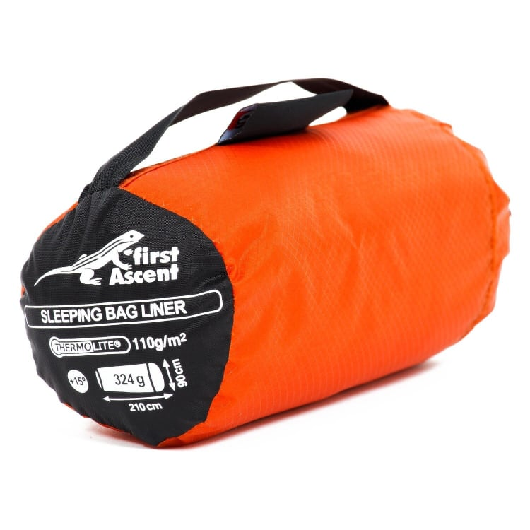 First Ascent Thermolite Sleeping Bag Liner - default
