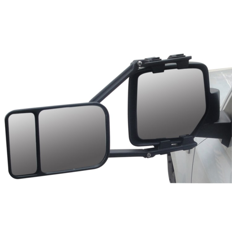 TrailBoss Universal Dual-View Towing Mirror - default