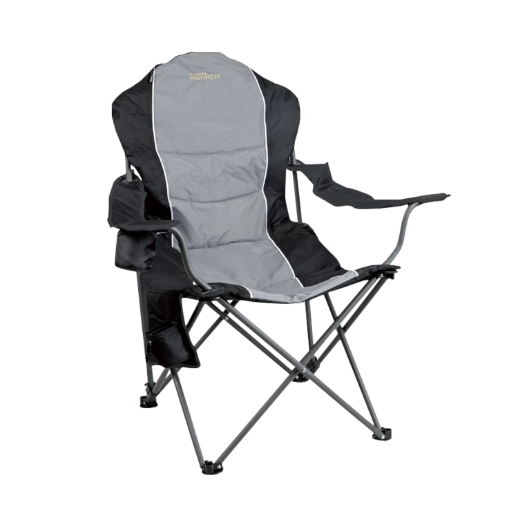 Natural Instincts Racing Adjustable Armchair With Pocket - default
